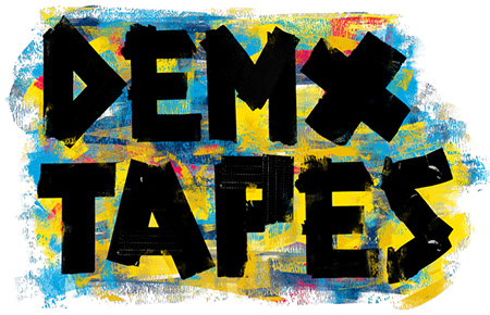 demotapes Grafikdesign Headlines Text Copywriter Musik Demokratie gegen Rechts Design Hamburg