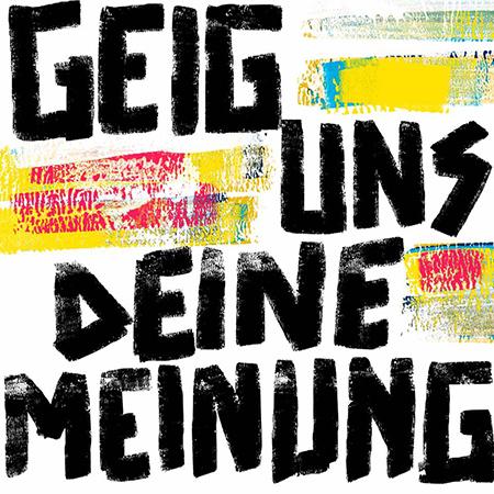 Headline Kampagne Demotapes Demokratie Musik Werbung Advertising Social Media Hamburg